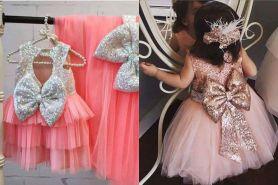 Ajak anak ke pesta pernikahan? 10 gaun cantik ini bisa jadi inspirasi
