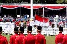 Nggak banyak yang tahu, ini 7 hal baru perayaan HUT ke-71 RI di Istana