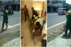Korban tabrak lari, petugas kebersihan meninggal di hari kemerdekaan