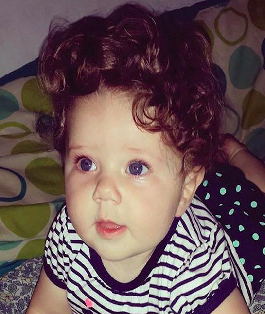 15 Gaya rambut bayi ini seperti orang dewasa, gemas lihatnya!