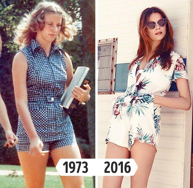 fashion dulu sekarang © 2016 brilio.net