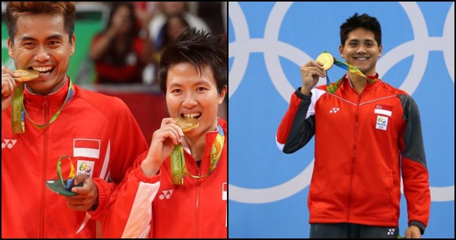 10 Negara pemberi bonus terbesar atlet peraih emas Olimpiade