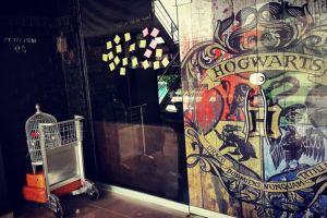 10 Foto di Kafe Hogwarts ini membawamu ke dunia khayal Harry Potter
