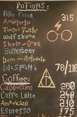 kafe hogwart © 2016 brilio.net