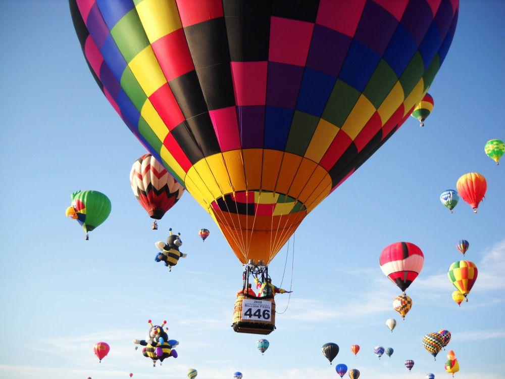 wisata balon udara © 2016 brilio.net