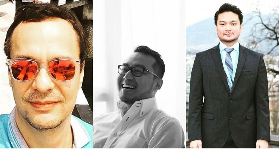 12 Diplomat gantengnya nggak kalah dari artis, bikin cewek terpesona