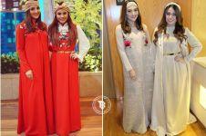 12 Momen Aurel dan Ashanty tampil mirip banget, bak adik-kakak