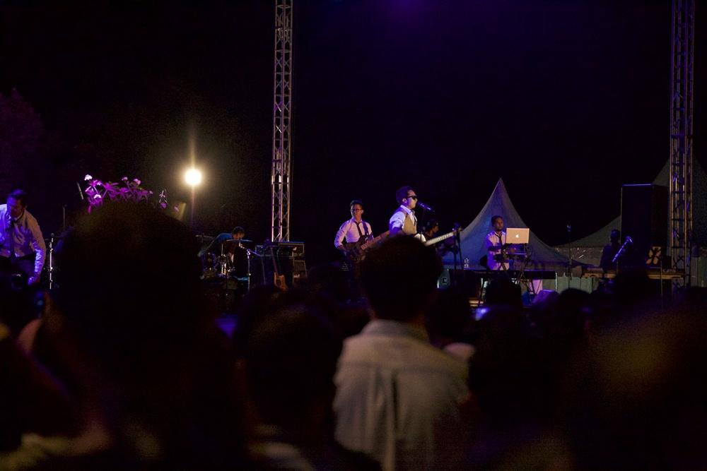 Prambanan Jazz 1  © 2016 brilio.net