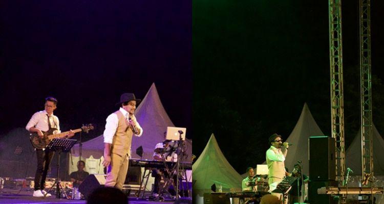Tampil di Prambanan Jazz, Glenn 'dibully' Tompi dan Sandhy Sandoro