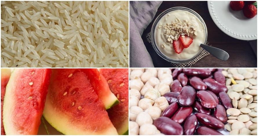10 Makanan ini terbukti ampuh mengatasi penyakit asam lambung, manjur!