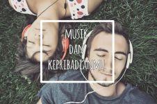 8 Jenis musik ini bisa cari tahu sifat asli kamu dan teman-temanmu