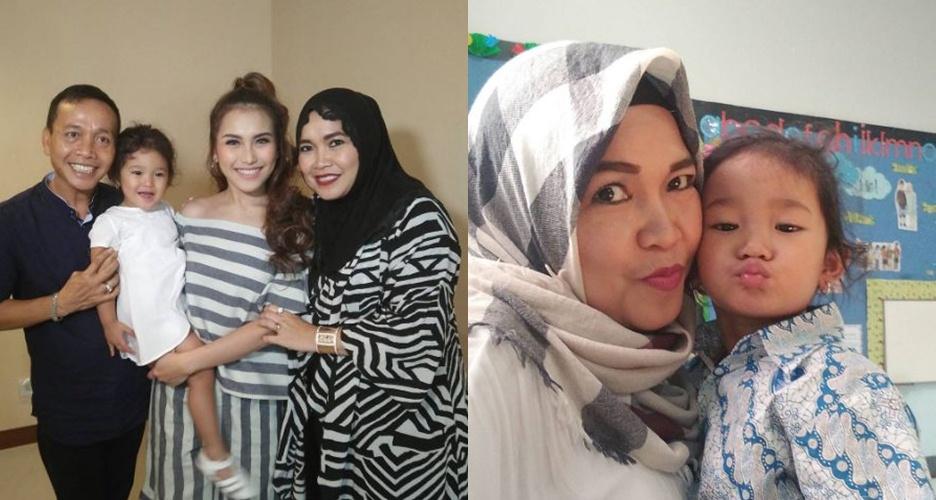 7 Ulah ibu Ayu Ting Ting yang membuat Bilqis dibully netizen