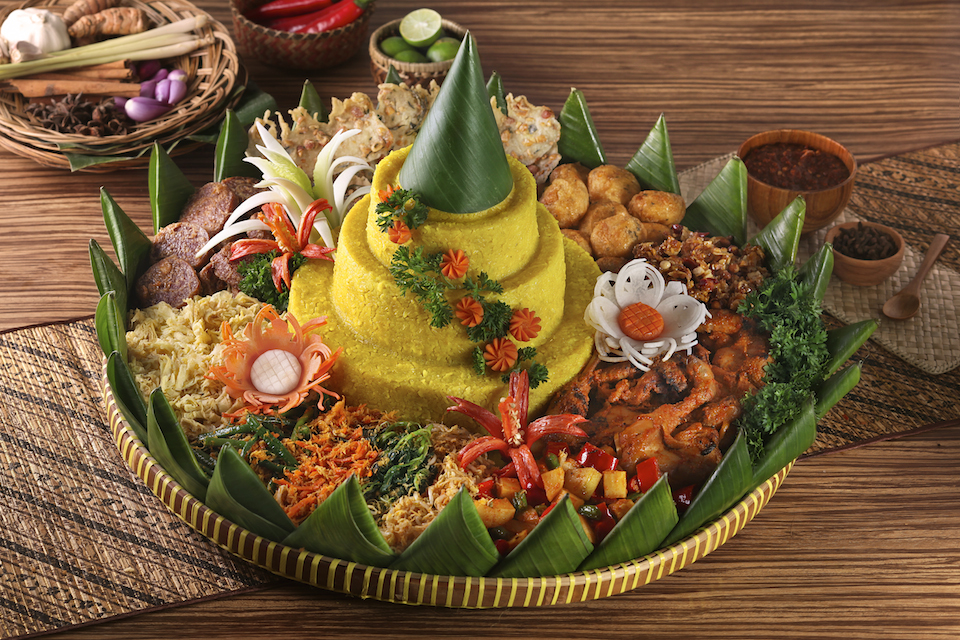 The Hidden Meaning Of Nasi Tumpeng
