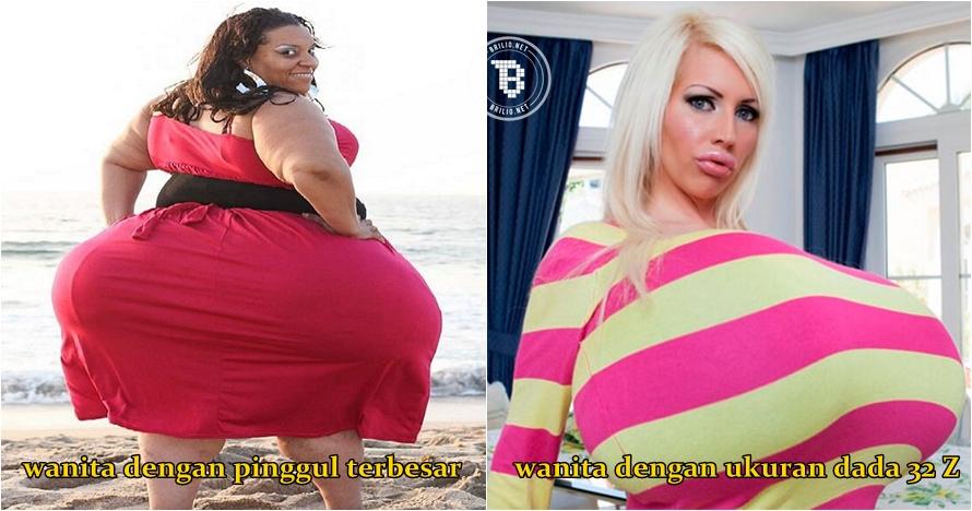 10 Wanita ini punya bentuk dan ukuran tubuh tak biasa 54eaa5cd3f