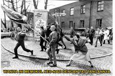 10 Foto lawas ini buktikan wanita zaman dulu memang pemberani abis!