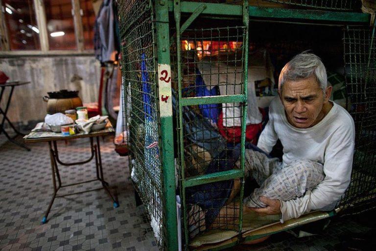 rumah kandang Hong Kong © 2016 brilio.net