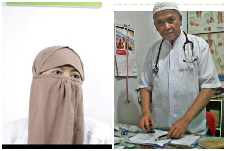 Siap layani 24 jam, dua dokter ini terima bayaran sukarela dari pasien