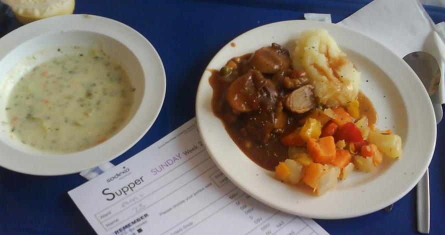 Ini Sajian Makanan Di Rumah Sakit Dari 13 Negara Nggak Sangka Ya