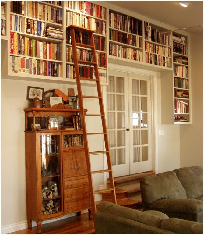 15 Model Perpustakaan Mini Di Dalam Rumah Kamu Bisa Menirunya