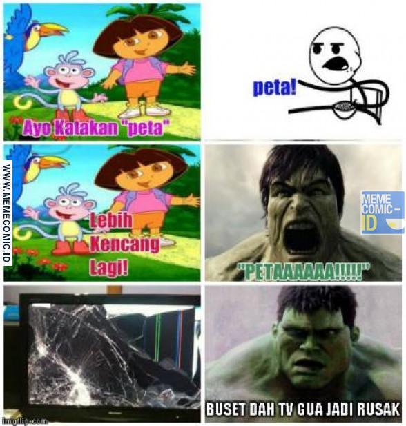 10 Obrolan Dora dengan Cereal Guy ini bikin ketawa sekaligus gere