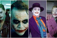 4 Pemeran Joker sepanjang masa ini berkarakter semua, kamu suka siapa?