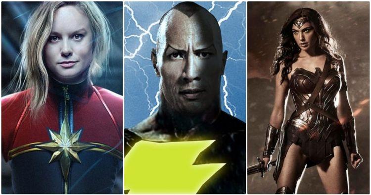 Ini jadwal komplet 24 film superhero, siap tayang sampai tahun 2020