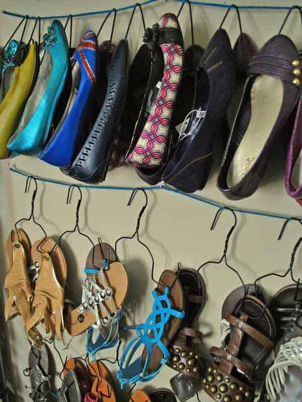 menata sepatu © 2016 brilio.net