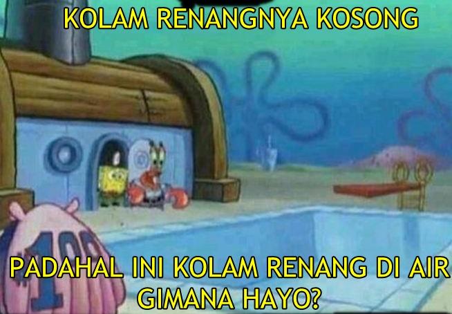 11 Meme Logika Spongebob Ini Kocak Abis Benar Juga Ya