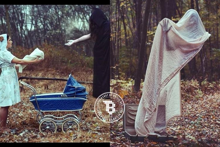 15 Karya fotografi surealis ini dijamin bikin bulu kuduk merinding