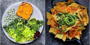 Food blogger ini ubah alpukat jadi hiasan makanan yang ciamik banget