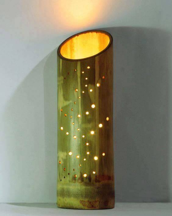 15 Model Lampu Bambu Yang Klasik Dan Elegan Ini Siap Perindah Rum