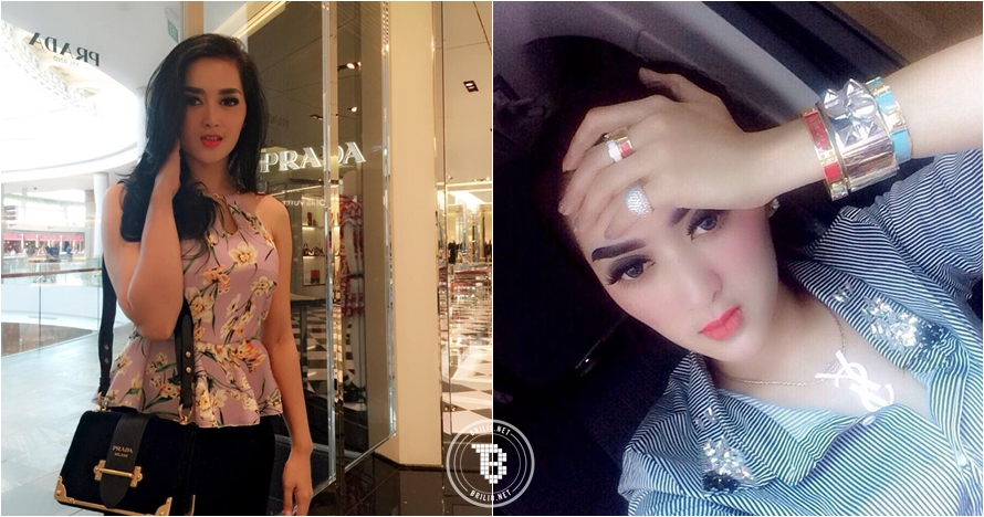 23 Foto seksi Tiara Dewi 'Syahrini KW', siapa yang paling cetar?