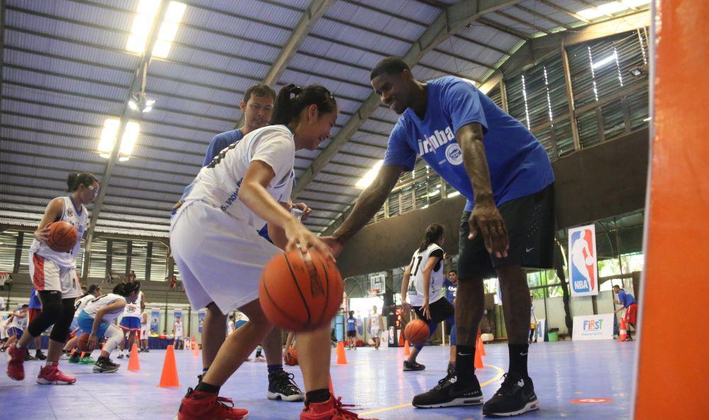 15 pelajar ini bakal mewakili Indonesia di Jr NBA, keren