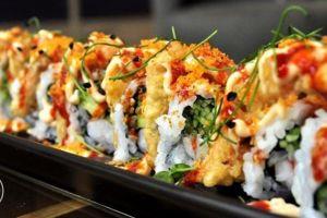 10 Kreasi sushi ini cocok untuk kamu yang alergi seafood