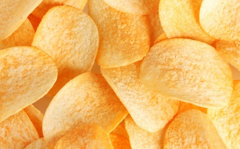 Ini rahasia proses pembuatan potato chip yang nggak kamu sangka