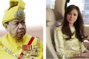 8 Foto cantik penyiar TV dinikahi Sultan Selangor berusia 70 tahun
