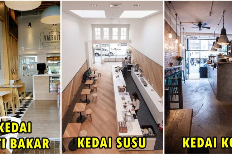 15 Desain Simpel Mini Cafe Ini Bisa Jadi Inspirasimu Buka Usaha