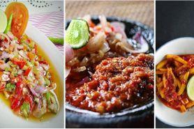 10 Jenis sambal yang cuma ada di Indonesia, makan jadi lahap nih