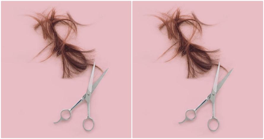 Tertarik coba bikin alis pakai rambut sendiri? Ini tutorialnya