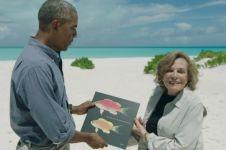Ilmuwan beri nama ikan 'Obama' sebagai ungkapan suka cita