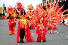 Tak perlu ke luar negeri nikmati karnaval kelas dunia, cukup ke Jember