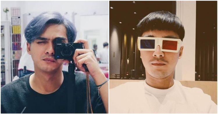 Foto Perubahan Gaya Rambut Ricky Harun Mana Yang Paling Keren - Gaya rambut anak sma jaman sekarang