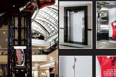 20 Iklan di lift ini kreatif abis, jempol empat untuk ide kerennya