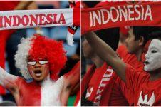 10 Cuitan dukung Timnas kalahkan Malaysia, jangan ragu bikin gol!