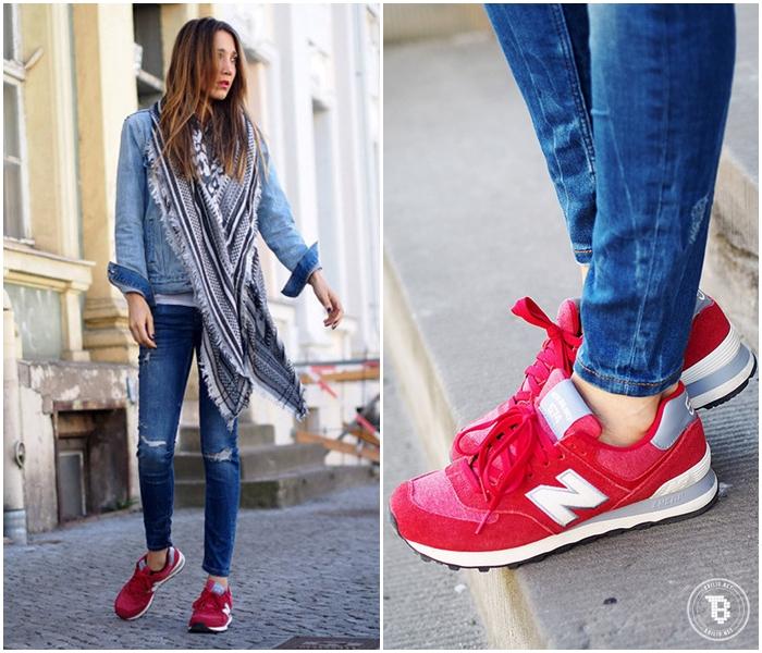 Anti Pakai Highheels Coba Deh 15 Padu Padan Dengan Sneakers Ini