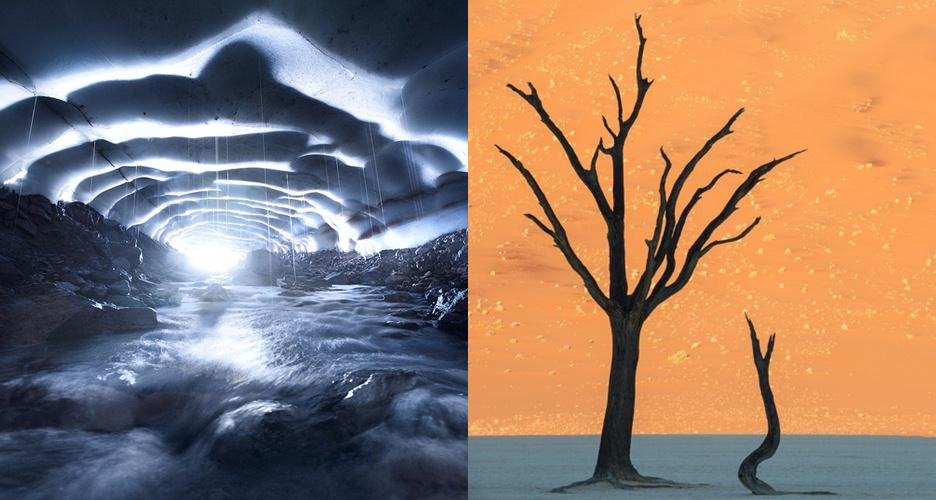 15 Foto diduga dari planet lain ini ternyata benar ada di bumi