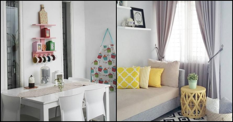 5 Rahasia dekorasi rumah tipe 36, simpel tapi instagrammable banget