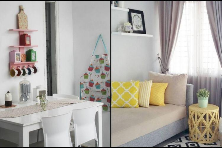 Desain Ruang Tamu Rumah Type 36  5 rahasia dekorasi rumah tipe 36 simpel tapi instagrammable