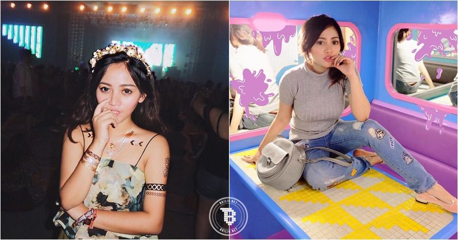 18 Potret Rachel Vennya, selebgram cantik idola anak kekinian