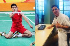 Yuhan Tan, pebulutangkis Belgia berdarah Indonesia yang calon dokter